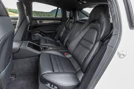 porsche hatchback interior 2018 porsche panamera turbo s e hybrid first drive review