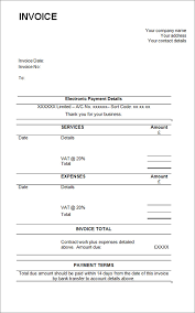 invoice form free printable business invoice template invoice