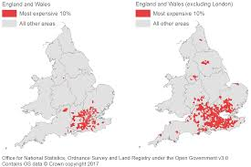 Counties In England Map by House Price Statistics For Small Areas In England And Wales
