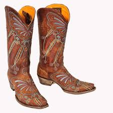 womens cowboy boots australia agave blue handmade leather boots for