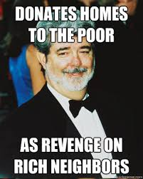 Lucas Meme - gg george lucas memes quickmeme