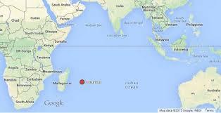 australia world map location where is mauritius location map of the island