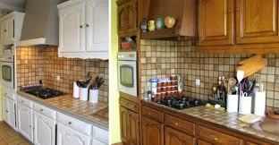 moderniser sa cuisine moderniser sa cuisine rustique rénovation cuisine rustique avant