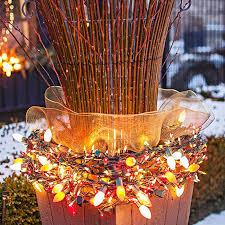 Outdoor Christmas Light Ideas Outdoor Christmas Party Decoration Ideas Home Lighting Design Ideas