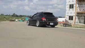 stanced subaru wagon dave u0027s stanced wrx wagon cliché crew youtube