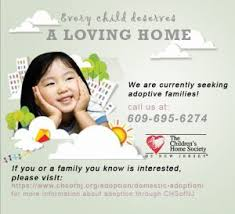 the children s home society of new jersey domestic adoption