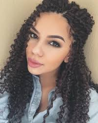 bohemian crochet hair your complete guide to crochet braids from sleek and to