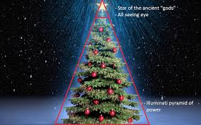 the occult origin of christmas humans are free