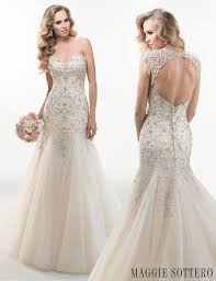 wedding dresses maggie sottero friday favorite glamorous strapless wedding dress