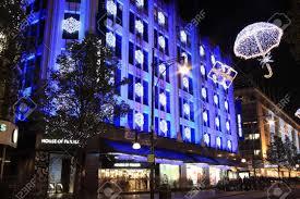 christmas lights display stock photos royalty free christmas