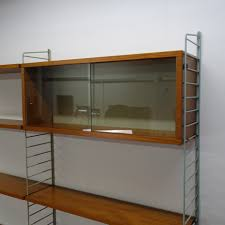 String Shelving by Modern Shelving Contemporary Wall Mounted Shelving Units Uk