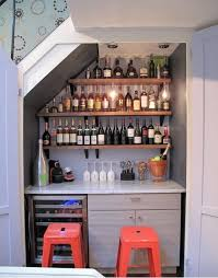 How To Make A Pass Through Kitchen Bar by 23 Unexpected Ways To Transform An Unused Closet