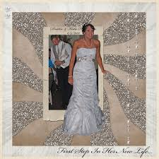 wedding scrapbook pages wedding scrapbook pages