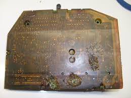 crash course in brain surgery replacing capacitors on ecu