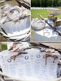 Horseshoe Party Favors 34 Best Derby Weddings Images On Pinterest Themed Weddings