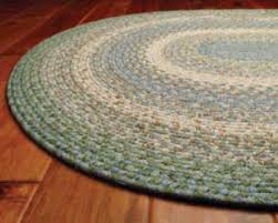 home spice decor braided cotton u0026 real wool rugs