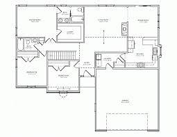 small 3 bedroom house floor plans bedroom house floor plans traditional single level plan the site