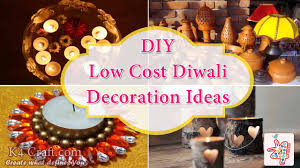 Home Decoration Ideas For Diwali Low Cost Diwali Decoration Ideas K4 Craft