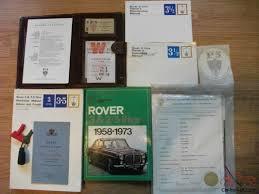 rover p5b 1969