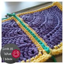 How To Join Crochet Squares Completely Flat Zipper Method | how to join crochet squares completely flat zipper method this is