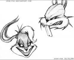 bugs and lola bunny by iron fox on deviantart