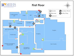 mihs campus maps