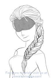 draw hair braids tutorial draw manga