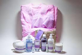 Spa Gift Sets Calming Spa Gift Box Silver Gift Set U2013 Healing Hands Gifts