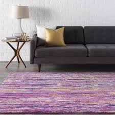 Gray And Purple Area Rug Andover Pink Orange Area Rug U0026 Reviews Allmodern