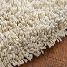 White Shaggy Rugs Living Room White Shag Rug Cool With Brown Wooden Floor And Brown