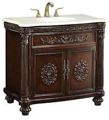 Bathroom Sink Vanity EBay - Bathroom sink cabinet ebay