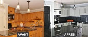 peinture d armoire de cuisine la preuve qu une couche de peinture sur des armoires ça peut