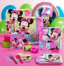 minnie mouse party supplies minnie mouse centerpiece party supplies ebay