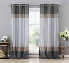 Duck River Window Curtains Duck River Window Treatment And Hardware Ebay