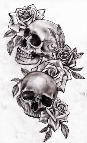 skull collage tattoo designs 1000 ideas about small skull tattoo