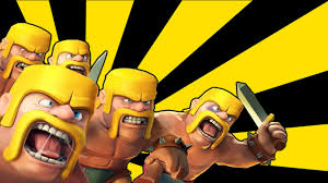 clash of clans hd wallpapers clash of clans barbarian hd wallpapers full hd pictures