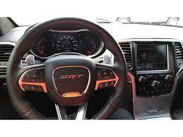 jeep grand cherokee interior 2015 2015 jeep grand cherokee srt 4wd stock x8486 harrisburg il