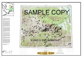 Map Of Ketchikan Alaska by Alaska Gold Maps Alaska Gold Panning Alaska Gold Prospecting