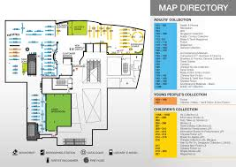Public Library Floor Plan by National Library Board U003e Visit Us U003e Branch Details