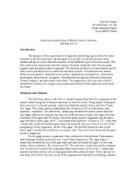 microbiology 210 final laboratory report microbiology chemistry