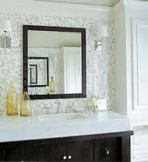 Bathroom Backsplash Tile 15 Best Bathroom Backsplash Images On Pinterest Bathroom Ideas