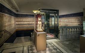 Ancient Egypt Interior Design The Ancient Egypt Halls In Stockholm Ove Kaneberg National Museum
