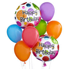 birthday balloon delivery los angeles happy birthday balloons available for delivery from send