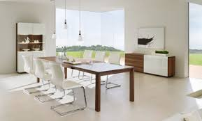 modern white dining room table modern white dining room table laurencemakano co