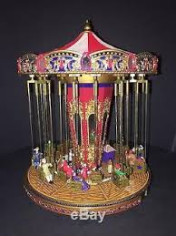 mr world s fair swing carousel gold label 30 songs lights