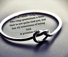 knot promise ring get a promise ring wedding rings promise rings
