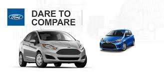 toyota yaris or ford brian toliver ford of sulphur springs ford dealership in