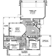 colonial style house plan 4 beds 4 00 baths 3322 sq ft plan 310 684