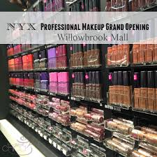 nyx professional makeup grand opening today at the willowbrook