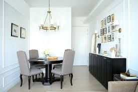 dining table food buffet table ideas expandable dining black